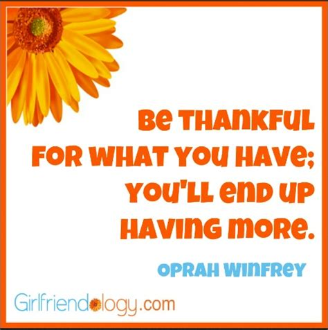oprah winfrey gratitude quote oprah winfrey quotes on gratitude quotesgram