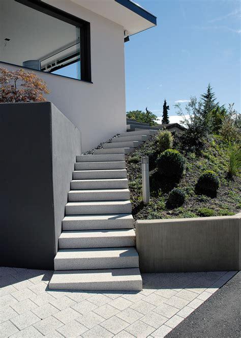 geländer für gartentreppe design garten treppe