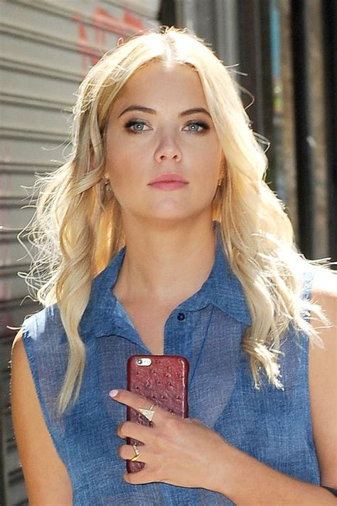 ashley benson summer style   soho  york city