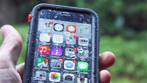 r iphone 6 waterproof catalyst s waterproof for iphone 6 and iphone 6 plus