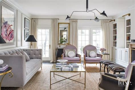 luxe home interiors 2018 a feminine retreat la dolce vita