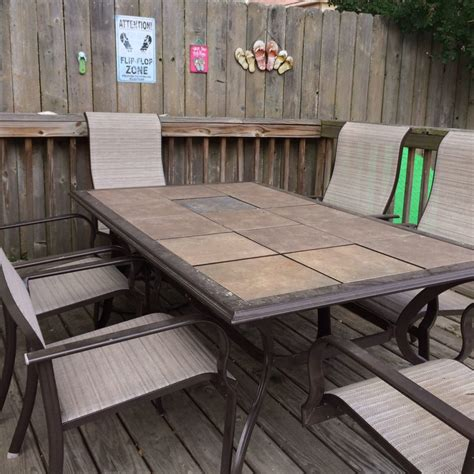 outdoor dining patio furniture sets modern ideas