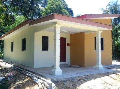 himpunan pelbagai cetusan ilham pelan lantai rumah kampung