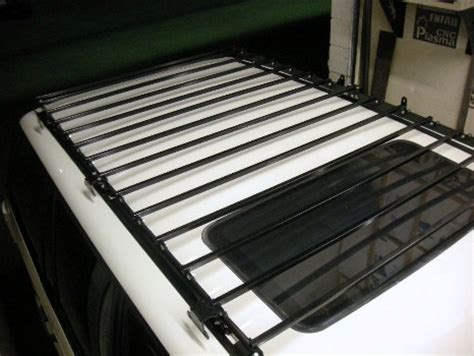 Range Rover P38 Roof Rack by Myplasmacutting