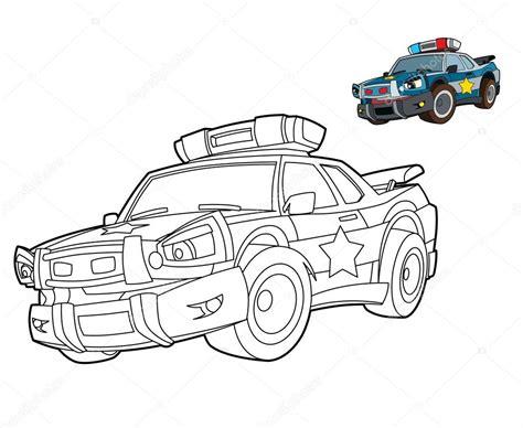 coloring pages of stock cars rendőrs 233 gi aut 243 sz 237 nező oldal stock fot 243 169 illustrator