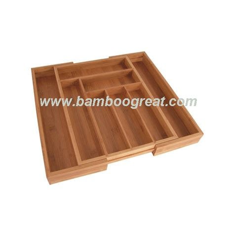 expandable cutlery drawer organizer expandable bamboo cutlery drawer organizer flatware drawer