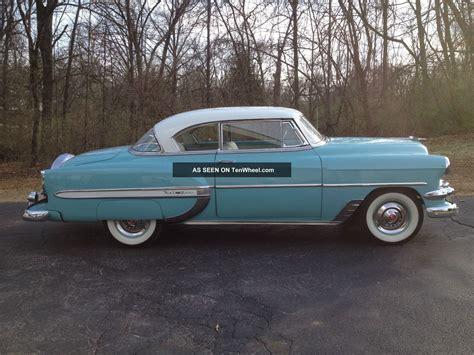 1954 chevy bel air hard top 1954 chevy bel air hard top