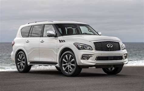 Infiniti Qx80 Specs by 2017 Infiniti Qx80 Review Ratings Specs Prices And