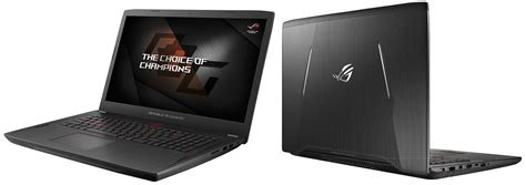 Asus Rog Laptop Gpu Upgrade cpu ryzen 7 e gpu radeon rx 580 per il nuovo notebook asus rog strix hardware upgrade