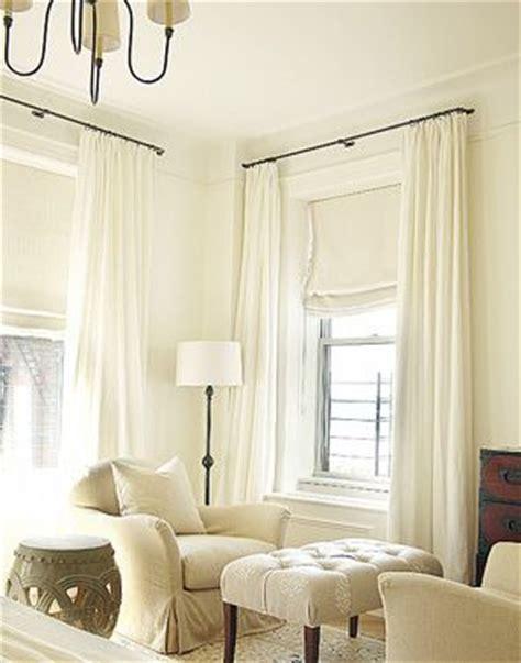 curtains for cream walls best 25 drapery hardware ideas on pinterest bay window