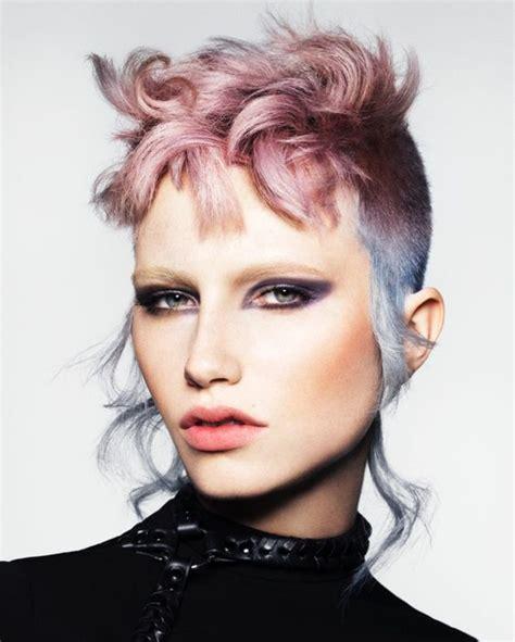 Couleur De Cheveux Et Coupe by 1001 Id 233 Es Pour Une Coupe Asym 233 Trique Les Coiffures De
