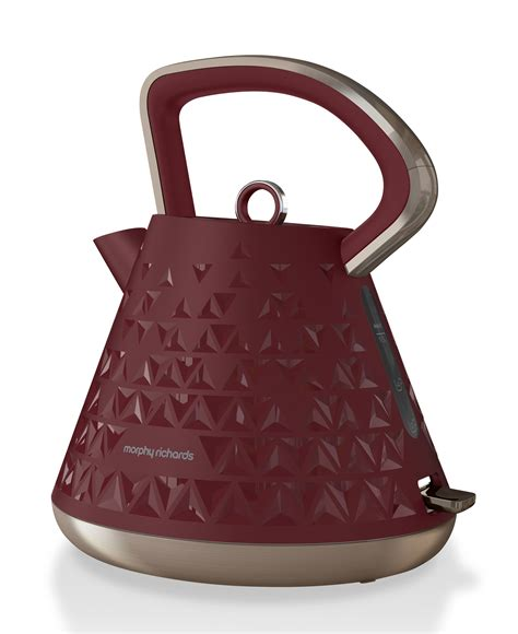 Wasserkocher Morphy Richards by Morphy Richards Wasserkocher Prism Pyramidenf 246 Rmig Oder