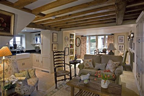 Country Cottage Interior Design by Modern Country Style Cotswold Cottage House Tour