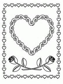 Pictures of amor para colorear corazones dibujar amistad pelautscom
