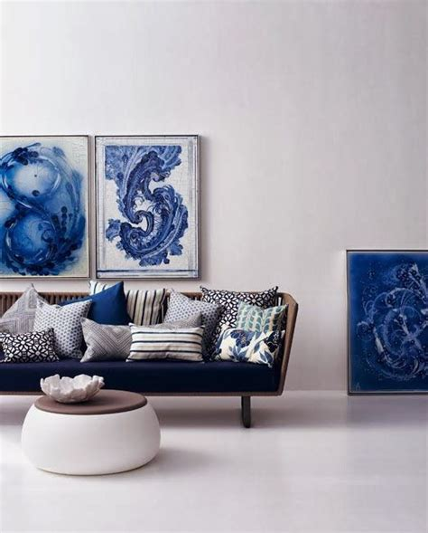 Blue And White Rooms Living Rooms by Blue Archives Panda S House 127 Interior Decorating Ideas