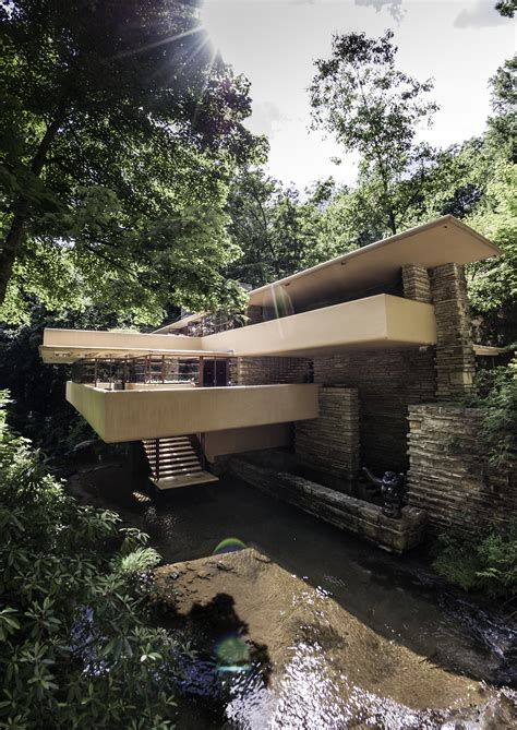 fallingwater house falling water kaufman house by rubrduk on deviantart