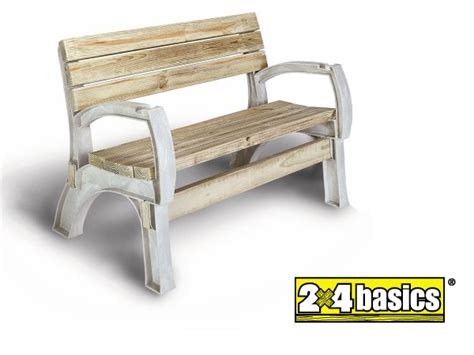 2 by 4 bench 2 215 4 basics diy build your own bench or chair