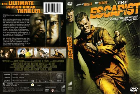 the escapist dvd scanned covers 1322escapist the dvd covers