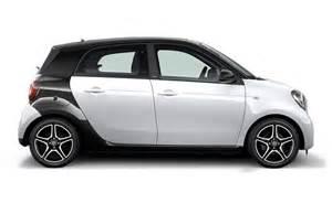 smart forfour voiture 4 places smart