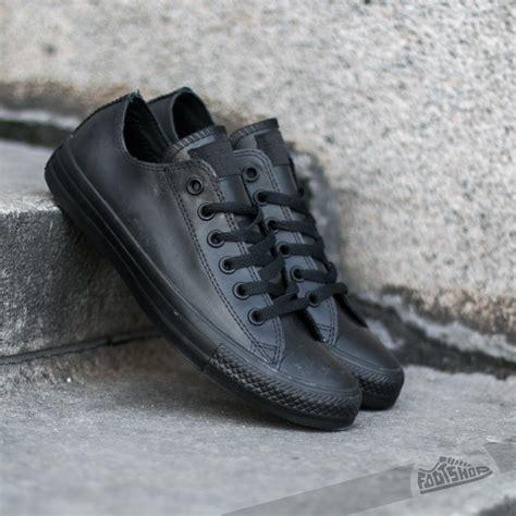 Converse Ox Black Size 37 45 converse chucconverse chuck all rubber ox