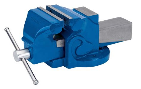picture of bench vice 125mm engineers bench vice g