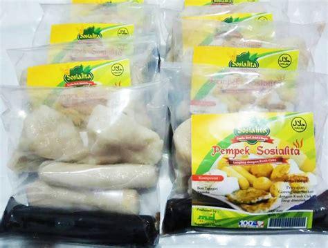 pempek sosialita frozen food surabaya