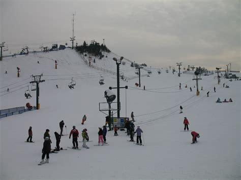 Pine Knob Ski Lessons by Winter Arrives Ski Resorts Open