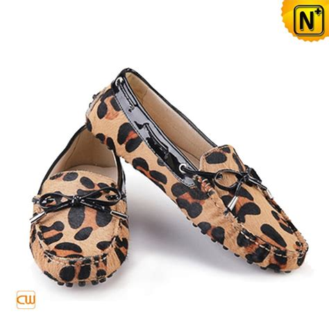 leopard print loafers leopard print moccasins loafers for cw314115