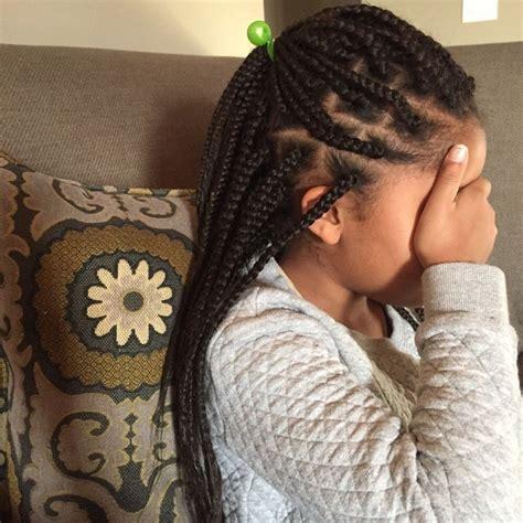 best 25 box braids for kids ideas on pinterest braids