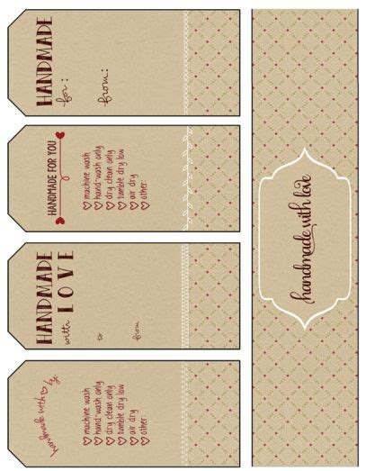 Best 25 Free Printable Labels Ideas On Pinterest Made With Label Template