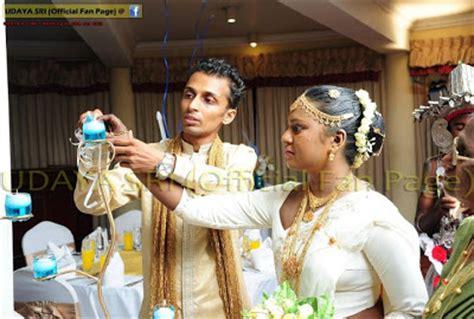 our lanka: udaya sri wickramasinghe wedding photos