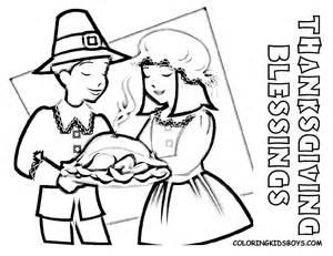 pilgrim color thanksgiving pilgrim coloring pages