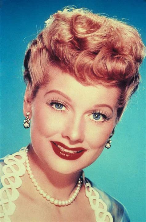 pictures of lucille ball confessions of a dolly lover quot lucy does a tv commercial
