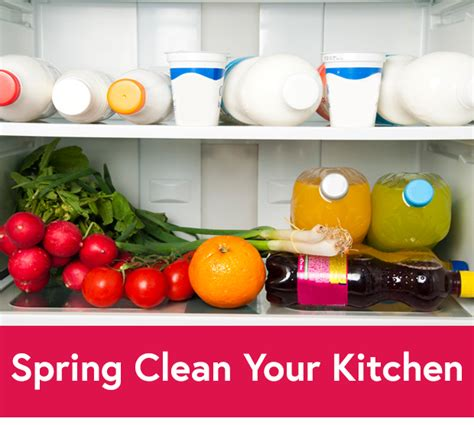 clean your kitchen how to spring clean your kitchen and your diet