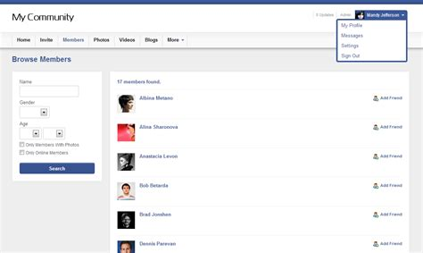 pin template 4 6 1 template for socialengine