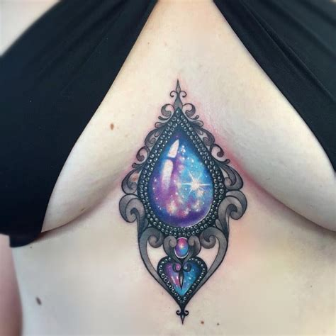 stunning jewel tattoos tam blog part 5