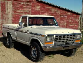 1979 Ford F150 4x4 For Sale 1979 Ford F150 Ranger 4x4 Shortbox 2 Owner