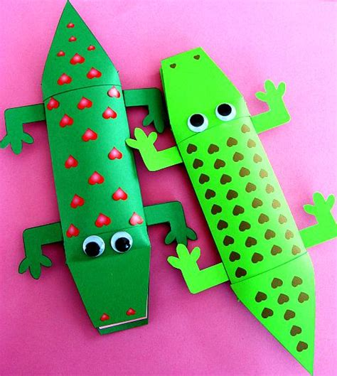 crocodile crafts for i d snap at the chance to be your skip to my lou