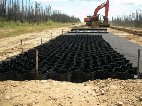 Soil Stabilization Geocell Soil Stabilization Midwest Construction Products