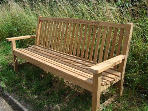 in memory benches in memory benches memorial benches teak classic bench 1800