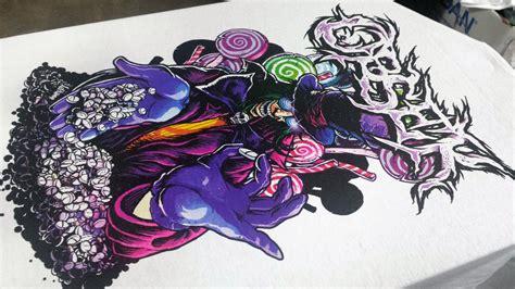 4 color process screen printing le t shop of obsek 4 color process cmyk t shirt
