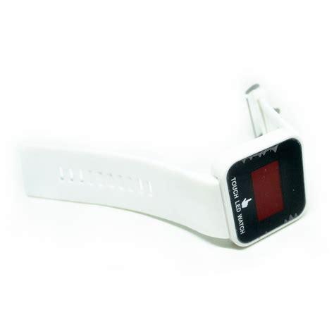 Jam Tangan Huawei Layar Sentuh jam tangan led layar sentuh white jakartanotebook
