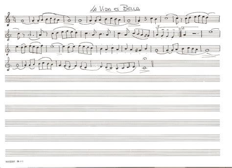 partitura para completar la vida es bella eduplaneta musical m 218 sica para todos partitura de la vida es bella para