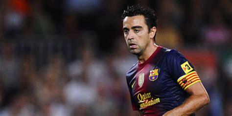 Kartu Remi Klub Bola Barcelona Mainan xavi ikut ikutan komentari kartu merah nani bola net