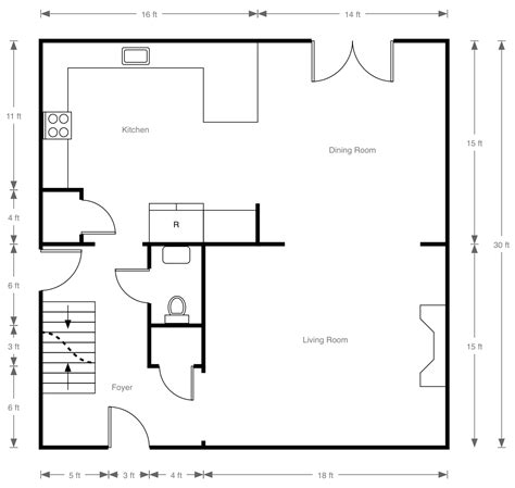 Attractive Floor Plan Maker Online #4: Floor_plan_example.png