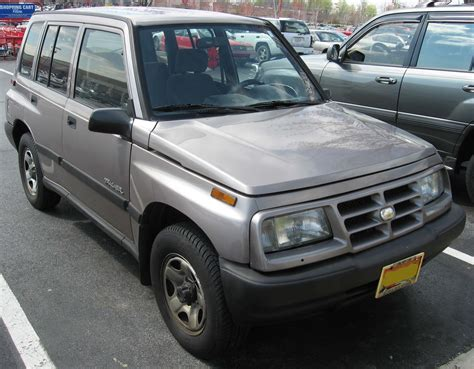 Suzuki Grand Vitara Fuel Economy Suzuki Grand Vitara 1 6 1999 Auto Images And Specification