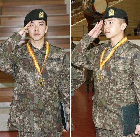lee seung gi reddit lee seung gi completes army training with honors soompi