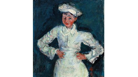 soutines portraits cooks waiters review cha 239 m soutine s portraits cooks waiters bellboys at the courtauld gallery london