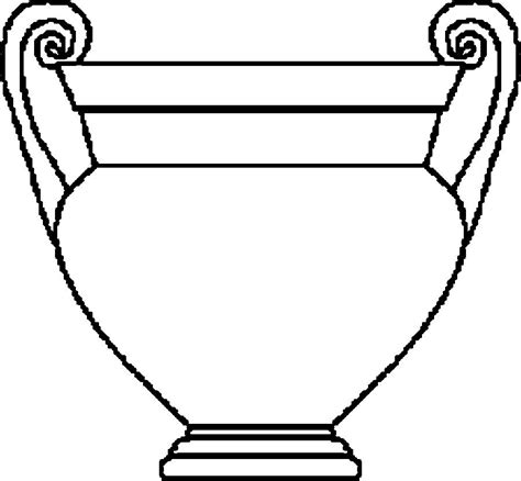 coloring page greek vase pattern vase free coloring pages online print greek vase