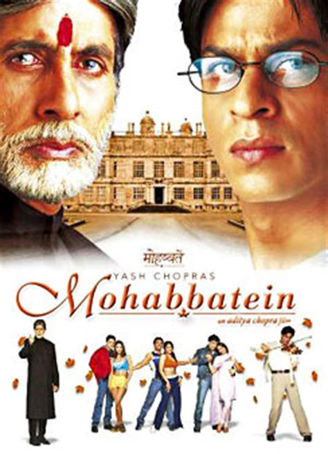 film india lama mohabbatein mohabbatein indian movie